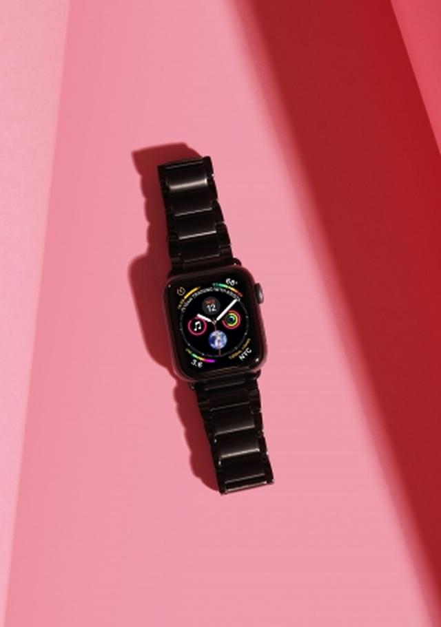 画像4: ケースティファイ、Apple Watch対応のデニムバンド発売
