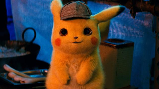 画像: POKÉMON Detective Pikachu - Official Trailer #1 www.youtube.com