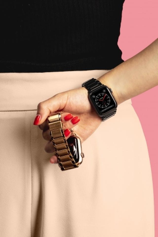 画像3: ケースティファイ、Apple Watch対応のデニムバンド発売