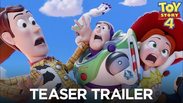 画像: Toy Story 4 | Official Teaser Trailer www.youtube.com