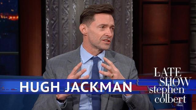 画像: Hugh Jackman Remembers Stan Lee: 'A Creative Genius' www.youtube.com