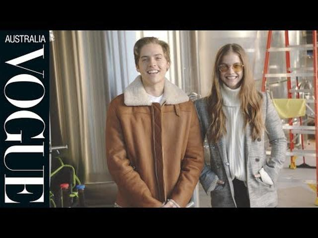 画像: Barbara Palvin's day off includes coffee, workouts and lots of Dylan Sprouse www.youtube.com