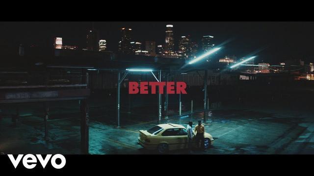 画像: Khalid - Better (Official Video) www.youtube.com