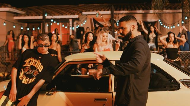 画像: Bad Bunny feat. Drake - Mia ( Video Oficial ) www.youtube.com