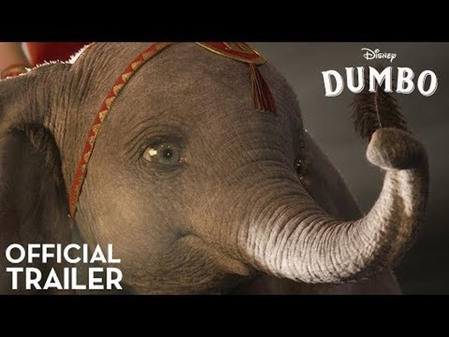 画像: Dumbo Official Trailer www.youtube.com