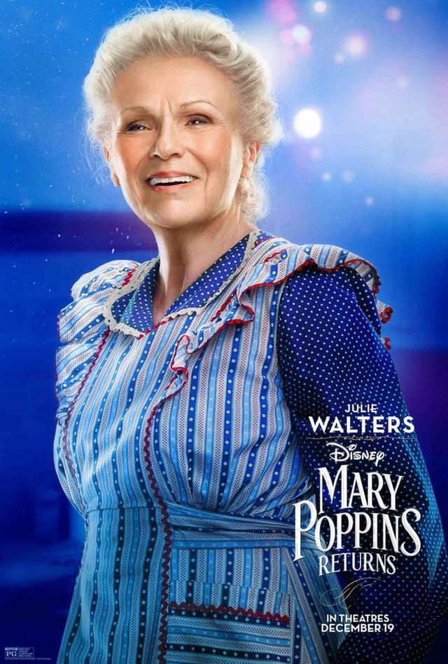 画像4: 『メリー・ポピンズ リターンズ』新ポスター解禁