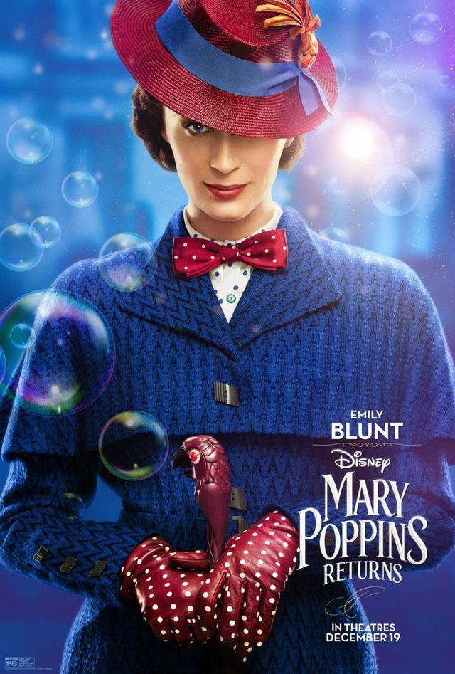 画像2: 『メリー・ポピンズ リターンズ』新ポスター解禁