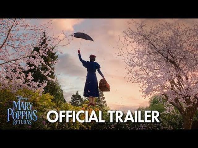 画像: Mary Poppins Returns | Official Trailer www.youtube.com