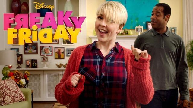 画像: Just One Day ⏳ | Freaky Friday | Disney Channel youtu.be