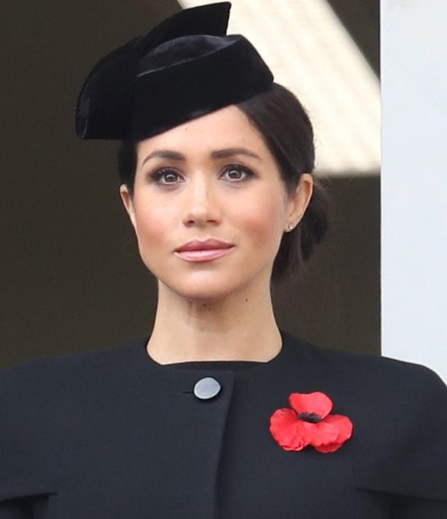 画像: こちらが式典に出席したメーガン妃