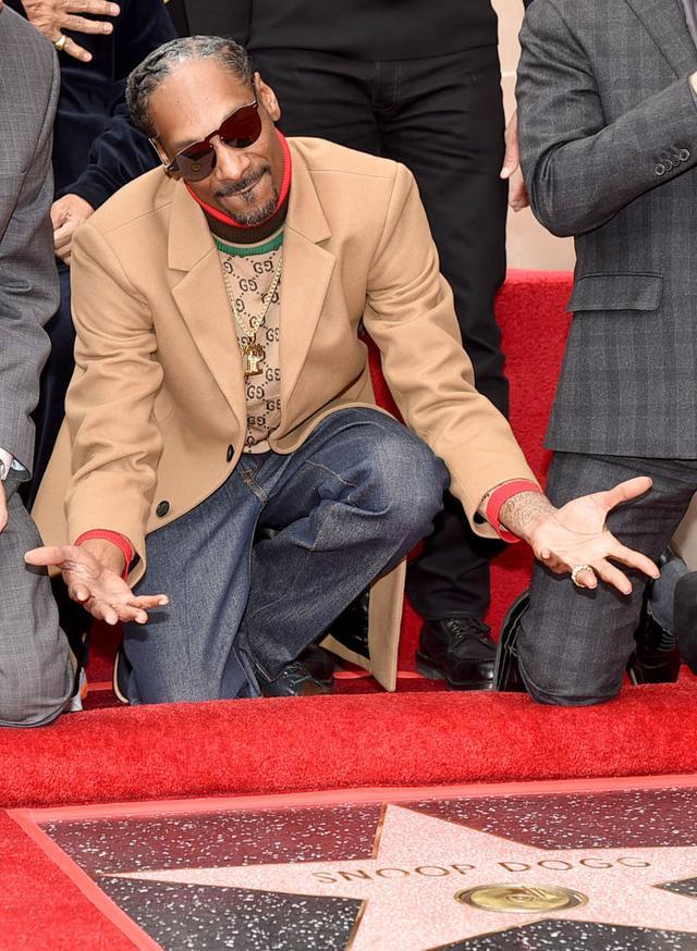 画像1: スヌープ・ドッグがハリウッドの殿堂入り!「俺流」すぎるスピーチがある意味格言