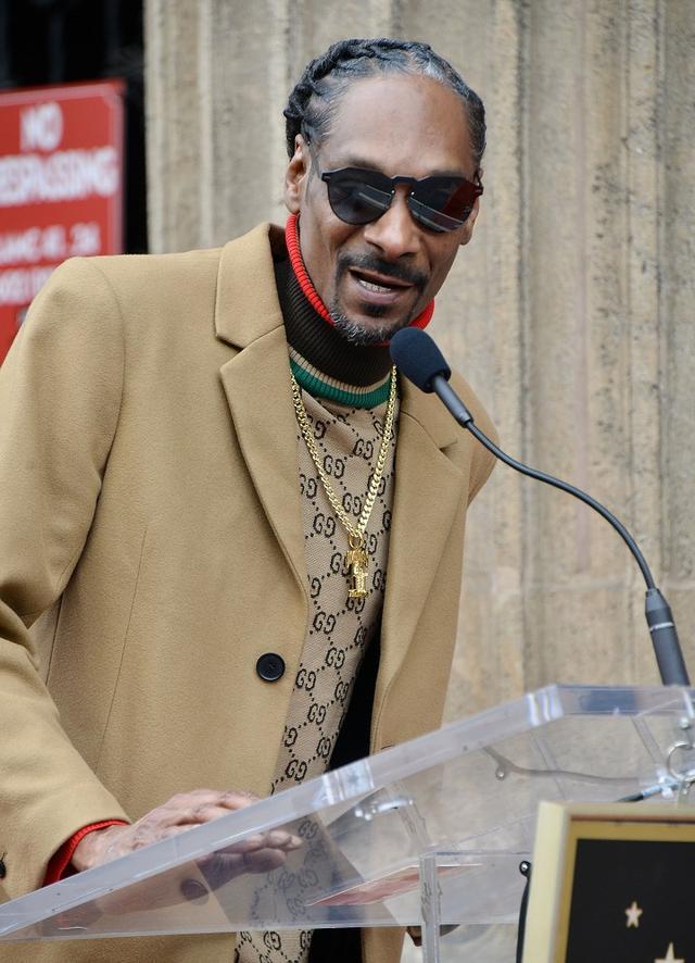 画像3: スヌープ・ドッグがハリウッドの殿堂入り!「俺流」すぎるスピーチがある意味格言