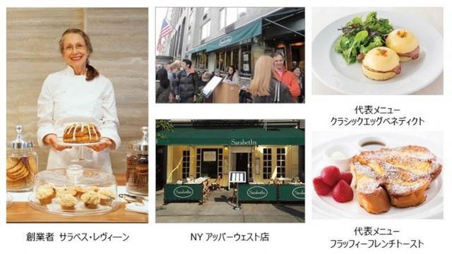 画像: ニューヨーク発レストラン、サラベスより冬限定フレンチトーストが登場