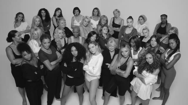 画像: MVで「多様な女性」を祝福