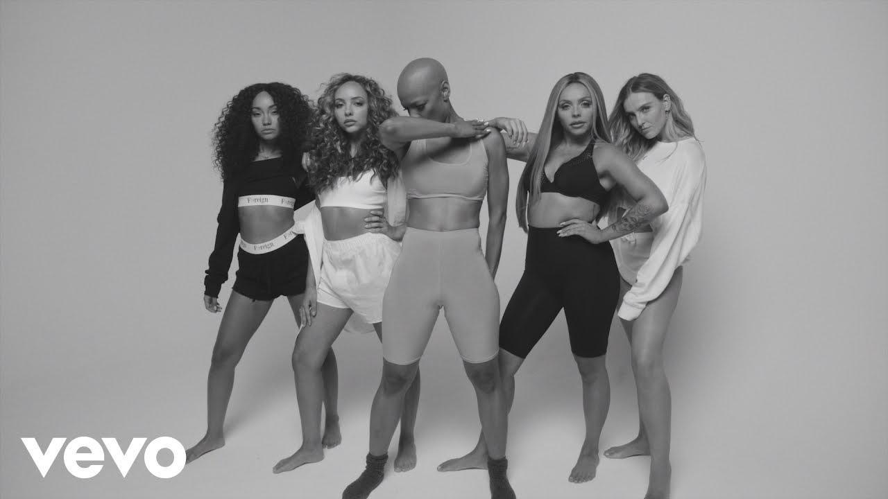 画像: Little Mix - Strip (Official Video) ft. Sharaya J youtu.be