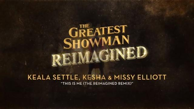 画像: Keala Settle, Kesha & Missy Elliott - This Is Me (The Reimagined Remix) [Official Lyric Video] www.youtube.com