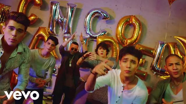 画像: CNCO, Yandel - Hey DJ (Official Video) www.youtube.com
