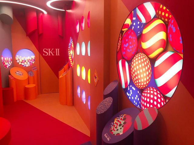 画像2: ARで描くSK-Ⅱワールド