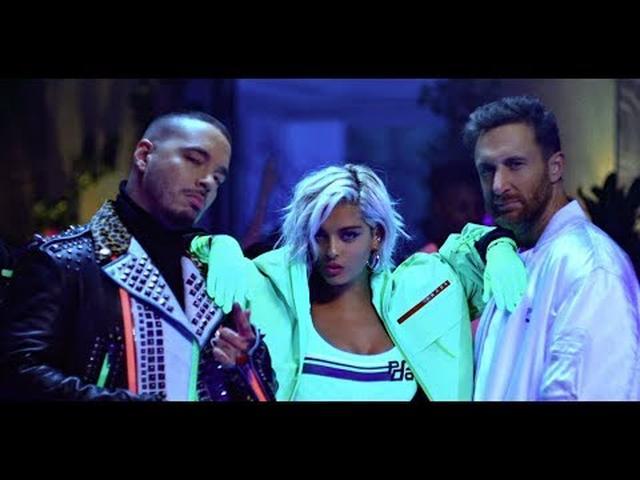画像: David Guetta, Bebe Rexha & J Balvin - Say My Name (Official Video) www.youtube.com
