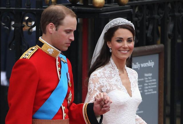 画像1: キャサリン妃、ロイヤルウェディングで王室ルールを破っていた