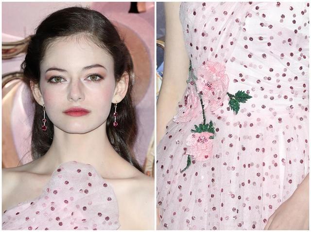 画像3: 『くるみ割り人形』のマッケンジー・フォイのドレスがリアルプリンセス♡