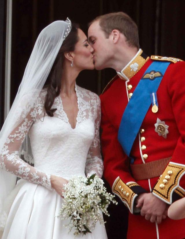 画像2: キャサリン妃、ロイヤルウェディングで王室ルールを破っていた