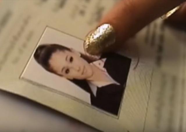 """画像: パスポートの顔写真を""""大胆お直し"""""""