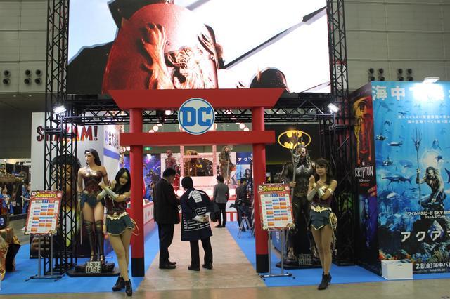 """画像2: DCコミック""""祭り"""""""