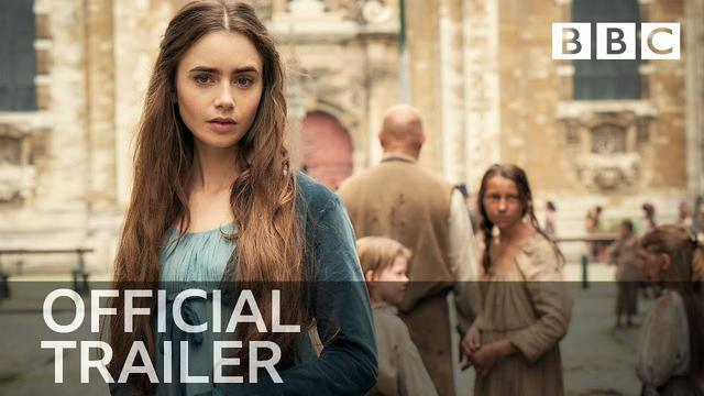 画像: Les Misérables: Trailer - BBC www.youtube.com