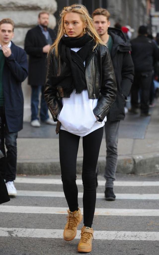 画像: 人気モデルのロミー・ストリド
