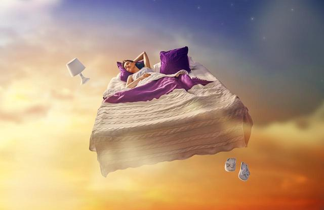 画像1: オスカー俳優があなたの眠りをサポート