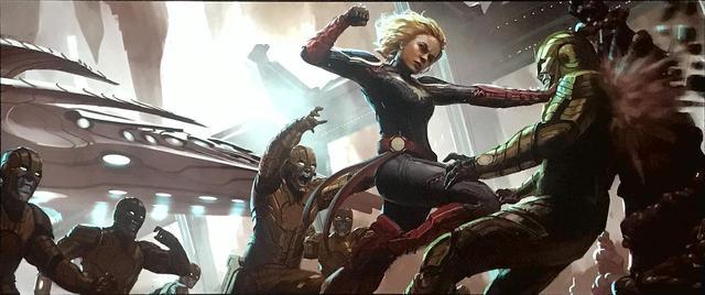 画像1: 『キャプテン・マーベル』はアベンジャーズより強い!