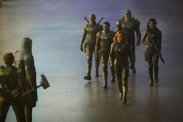 画像2: 『キャプテン・マーベル』はアベンジャーズより強い!