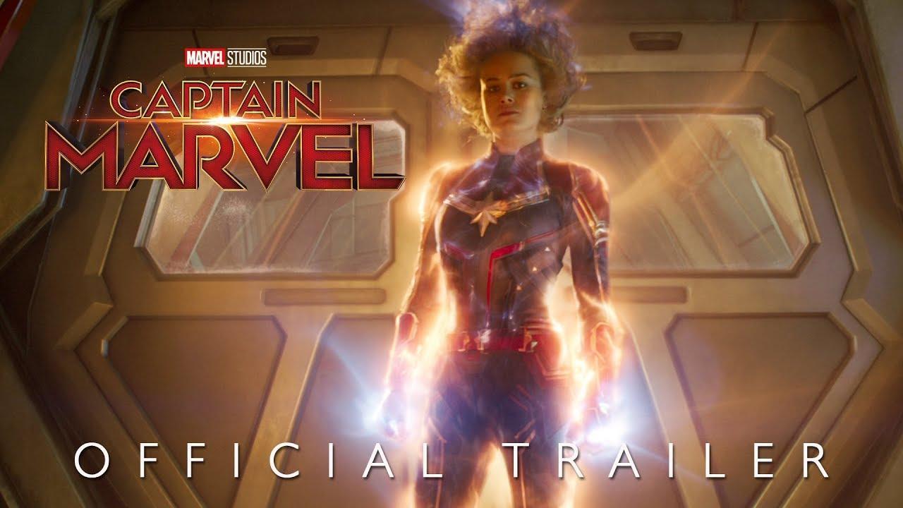 画像: Marvel Studios' Captain Marvel - Trailer 2 www.youtube.com