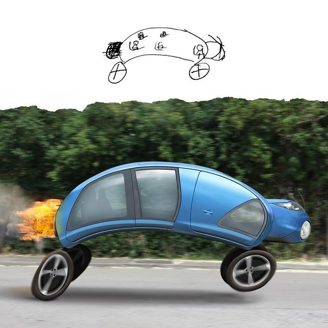 """画像1: Things I have drawn on Instagram: """"#Ad  Two more cars pictures - aren't they great! By Charlie aged 6, and Sammy who's 8. ___ That's right everyone: two more cool drawings,…"""" www.instagram.com"""