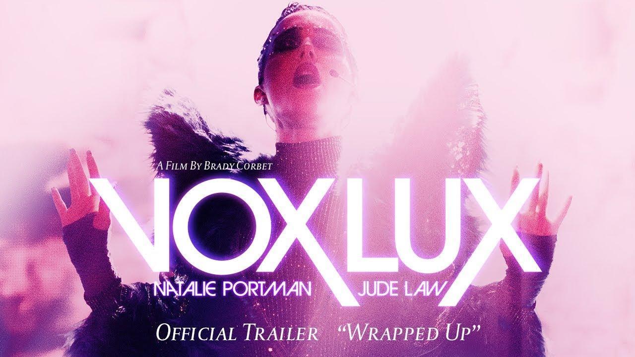"""画像: VOX LUX [Official Trailer 2 - """"Wrapped Up""""] - December 7 www.youtube.com"""