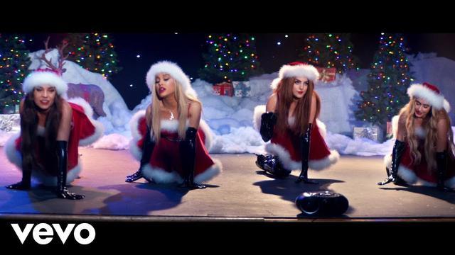画像: Ariana Grande - thank u, next www.youtube.com
