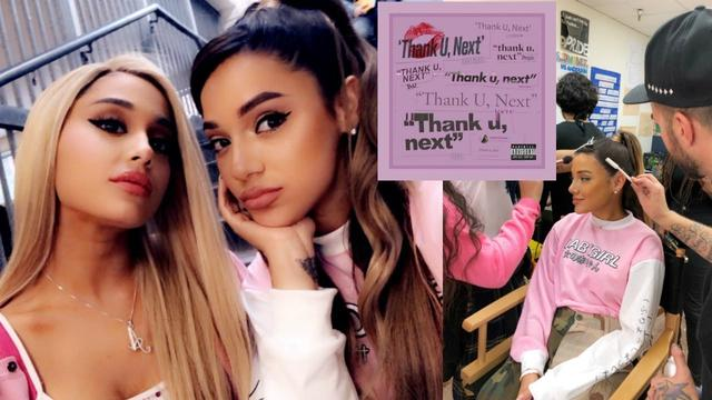 画像: i was in the thank you, next music video ! wtffff www.youtube.com