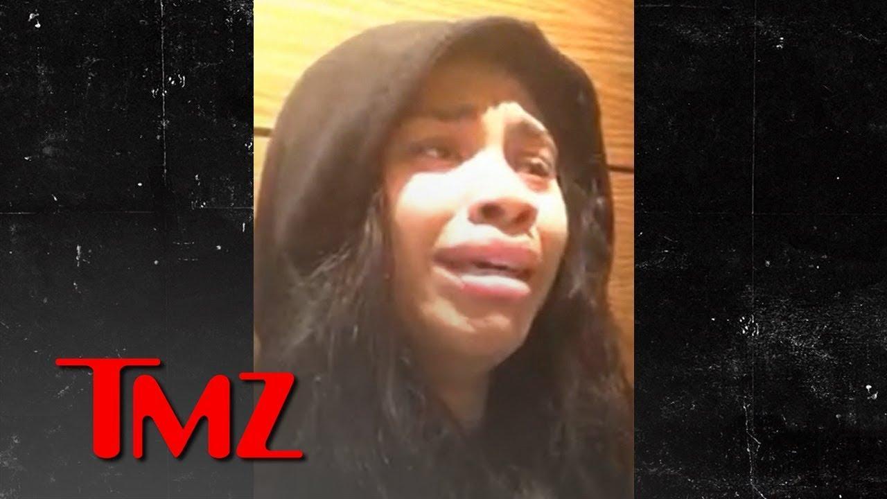 画像: Offset's Alleged Mistress Summer Bunni Gives Tearful Apology to Cardi B | TMZ www.youtube.com