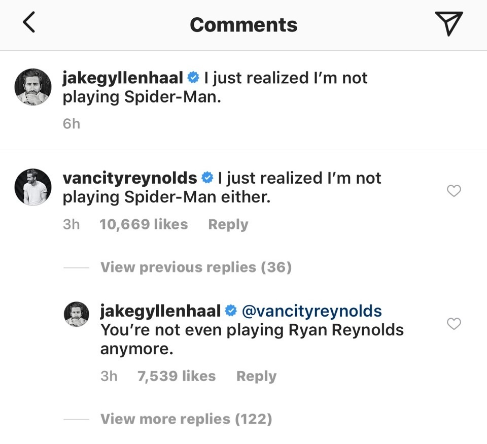 画像2: Instagram/Jake Gyllenhaal