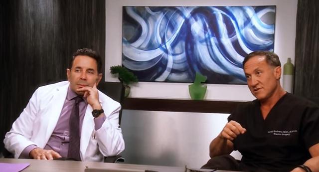 画像: ポール・ナシフ医師(左)とテリー・ダブロウ医師(右)