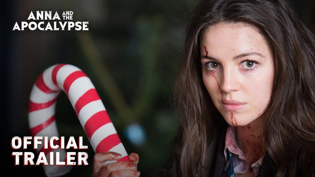 画像: ANNA AND THE APOCALYPSE Official Trailer (2018) www.youtube.com