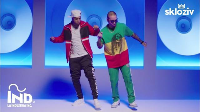 画像: Nicky Jam x J. Balvin - X (EQUIS) | Video Oficial | Prod. Afro Bros & Jeon www.youtube.com
