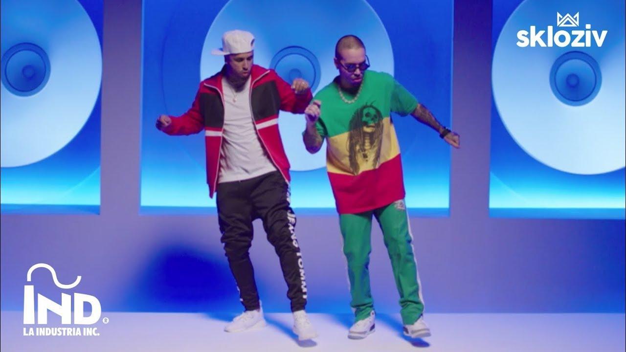 画像: Nicky Jam x J. Balvin - X (EQUIS) | Video Oficial | Prod. Afro Bros & Jeon www.youtube.com