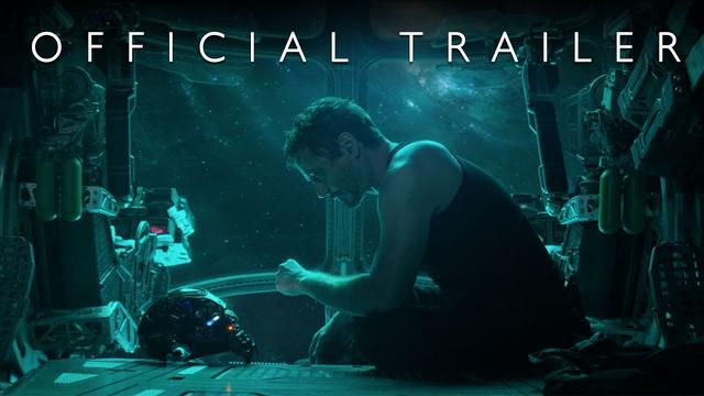 画像: Marvel Studios' Avengers - Official Trailer www.youtube.com