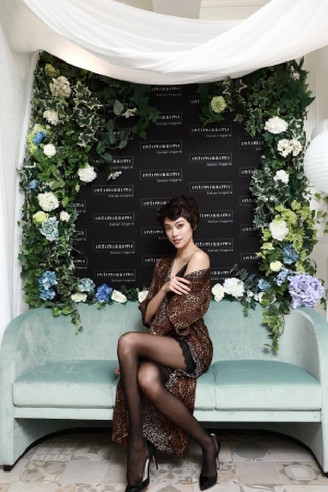 画像4: イタリアンランジェリー インティミッシミが渋谷店オープニングパーティを開催