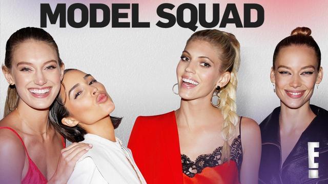 画像: スーパーモデルを追う新リアリティ『モデル・スクワッド』で分かったハイファッション界の「モデルあるある」 - フロントロウ