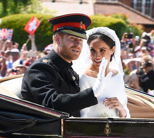 画像: メーガン・マークル&ヘンリー王子