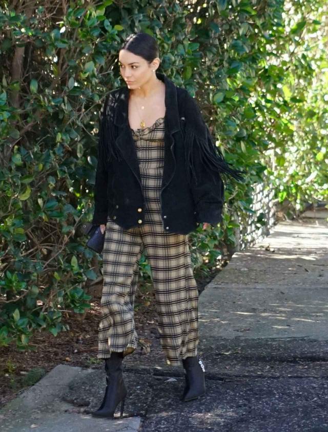 画像1: おしゃれ女優のヴァネッサ・ハジェンズ
