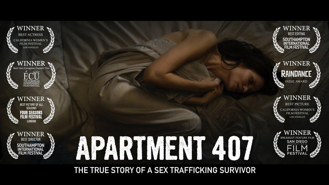 """画像: """"Apartment 407"""" Sex Trafficking Survivor tells her true story (Official Trailer) www.youtube.com"""